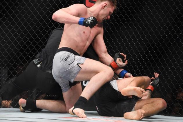 Les règles du MMA en UFC