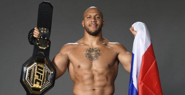 Les combattants Français en UFC